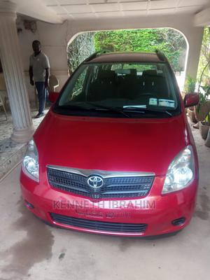 Toyota Corolla 2003 Verso Red | Cars for sale in Plateau State, Jos