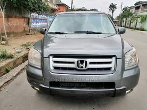 Honda Pilot 2008 Gray | Cars for sale in Lagos State, Yaba