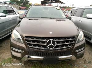 Mercedes-Benz M Class 2013 ML 350 4Matic Brown | Cars for sale in Lagos State, Amuwo-Odofin