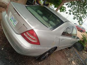 Mercedes-Benz C240 2004 Silver | Cars for sale in Abuja (FCT) State, Gwarinpa