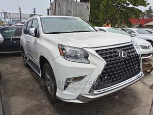Lexus GX 2018 460 Luxury White | Cars for sale in Lagos State, Amuwo-Odofin
