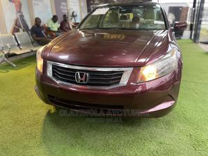 Honda Accord 2010 Sedan EX Automatic Red | Cars for sale in Abuja (FCT) State, Central Business District