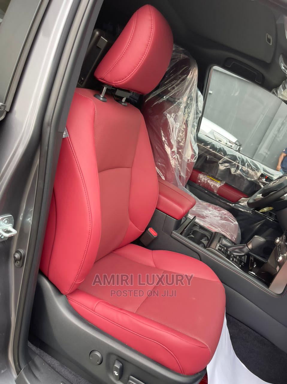 New Lexus GX 2021 460 Gray   Cars for sale in Victoria Island, Lagos State, Nigeria