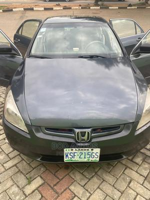 Honda Accord 2005 Automatic Gray | Cars for sale in Lagos State, Ogba