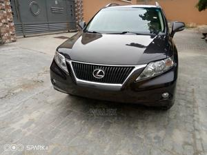Lexus RX 2010 350 Brown   Cars for sale in Lagos State, Ajah