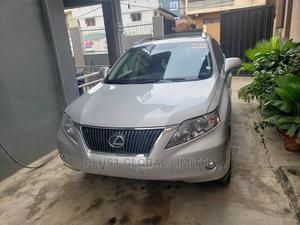Lexus RX 2011 350 Silver | Cars for sale in Lagos State, Ogudu