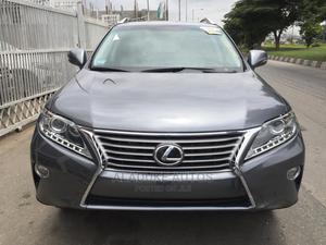Lexus RX 2012 Gray | Cars for sale in Lagos State, Surulere