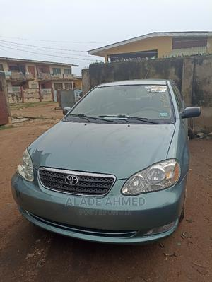 Toyota Corolla 2005 LE Green   Cars for sale in Oyo State, Oluyole