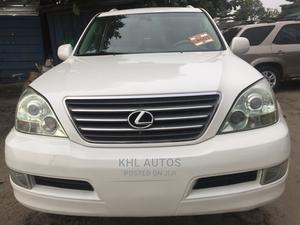Lexus GX 2006 470 Sport Utility White   Cars for sale in Lagos State, Apapa