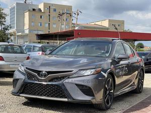 Toyota Camry 2018 XSE FWD (2.5L 4cyl 8AM) Gray   Cars for sale in Abuja (FCT) State, Mabushi