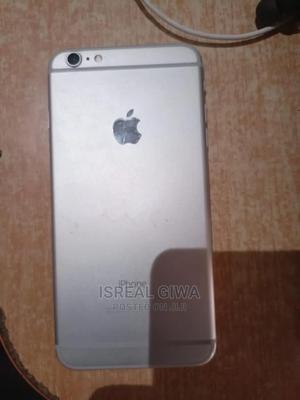 Apple iPhone 6s Plus 64 GB Silver | Mobile Phones for sale in Lagos State, Ilupeju