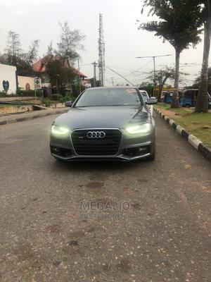 Audi Quattro 2015 Gray   Cars for sale in Lagos State, Ikeja