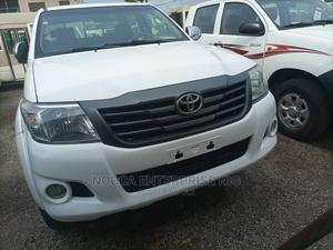 Toyota Hilux 2015 White | Cars for sale in Lagos State, Amuwo-Odofin