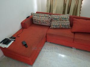 L Shape Fabric Chair   Furniture for sale in Lagos State, Ajah