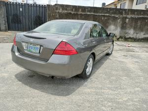Honda Accord 2006 Sedan EX Automatic Brown | Cars for sale in Rivers State, Port-Harcourt