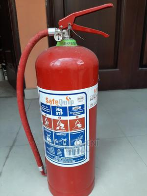 Dry Chemical Powder DCP Fire Extinguisher 9kg | Other Repair & Construction Items for sale in Lagos State, Lekki