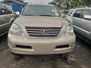 Lexus GX 2006 470 Sport Utility Gold   Cars for sale in Lagos State, Apapa