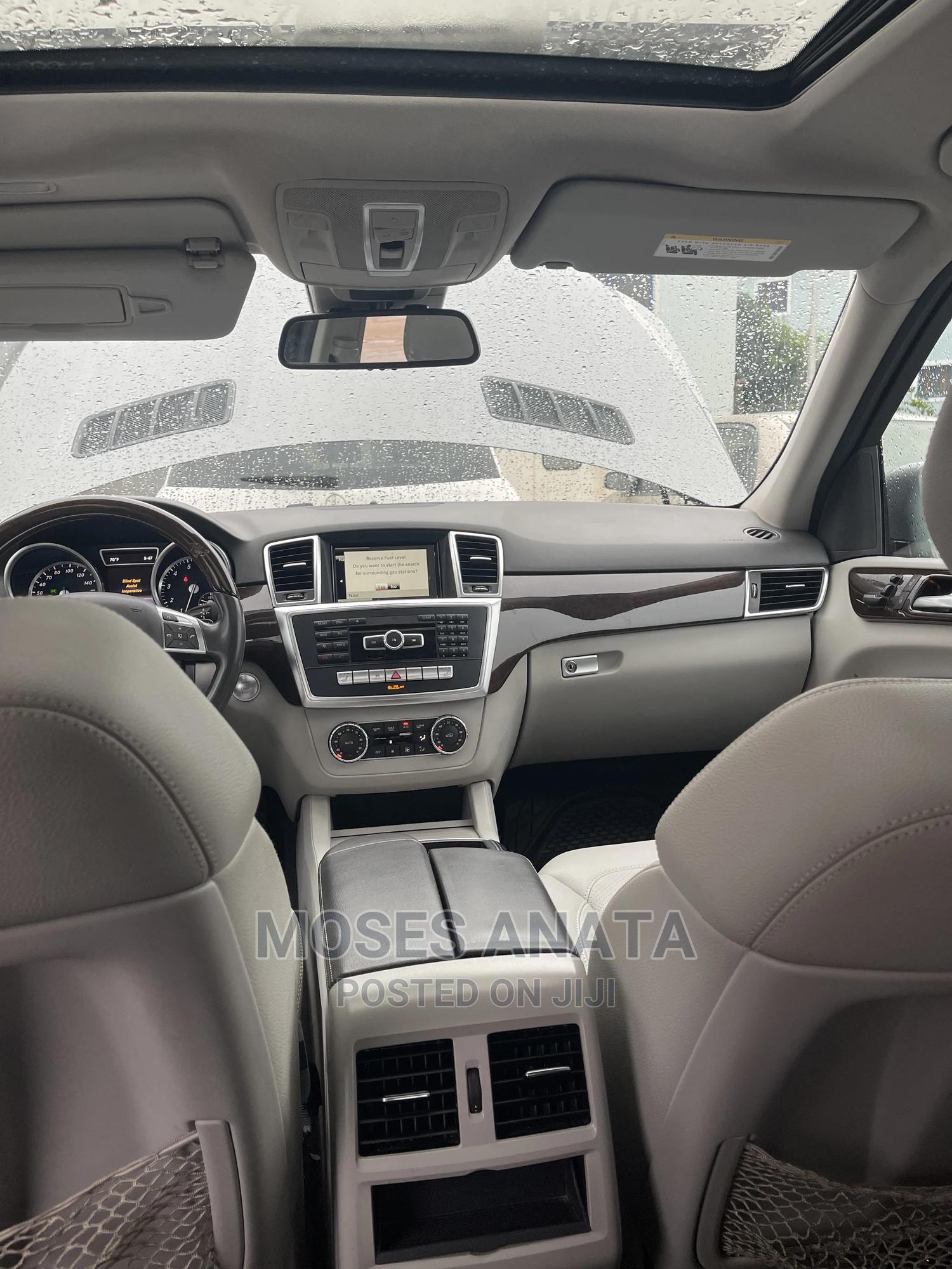 Mercedes-Benz M Class 2015 Gray | Cars for sale in Central Business District, Abuja (FCT) State, Nigeria