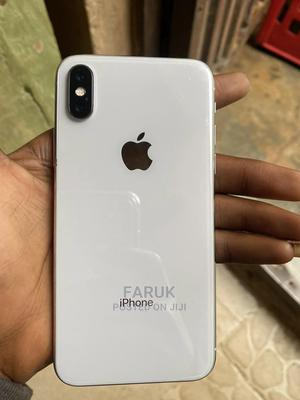 Apple iPhone X 64 GB White | Mobile Phones for sale in Lagos State, Ikeja