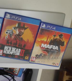 Mafia and Red Dead Redemption 2 | Video Games for sale in Abuja (FCT) State, Guzape District