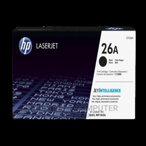Genuine HP 26A Toner Cartridge   Accessories & Supplies for Electronics for sale in Lagos State, Lekki