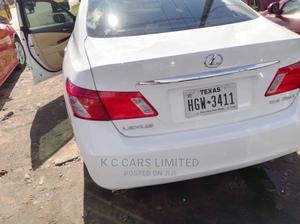 Lexus ES 2008 350 White   Cars for sale in Edo State, Benin City