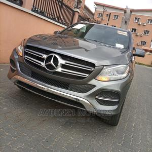 Mercedes-Benz GLE-Class 2017 Gray | Cars for sale in Lagos State, Mushin