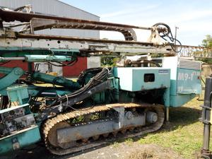 Drilling Rid Machine M9-1 | Heavy Equipment for sale in Anambra State, Onitsha