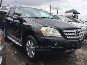 Mercedes-Benz M Class 2006 Black   Cars for sale in Lagos State, Apapa