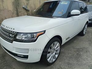 Land Rover Range Rover Sport 2016 White | Cars for sale in Lagos State, Amuwo-Odofin