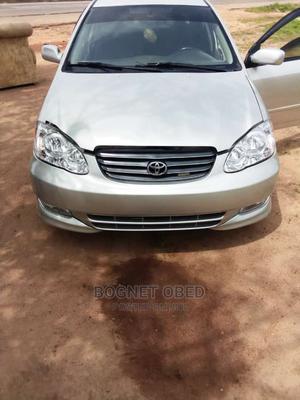 Toyota Corolla 2005 LE Gray   Cars for sale in Kaduna State, Kaduna / Kaduna State