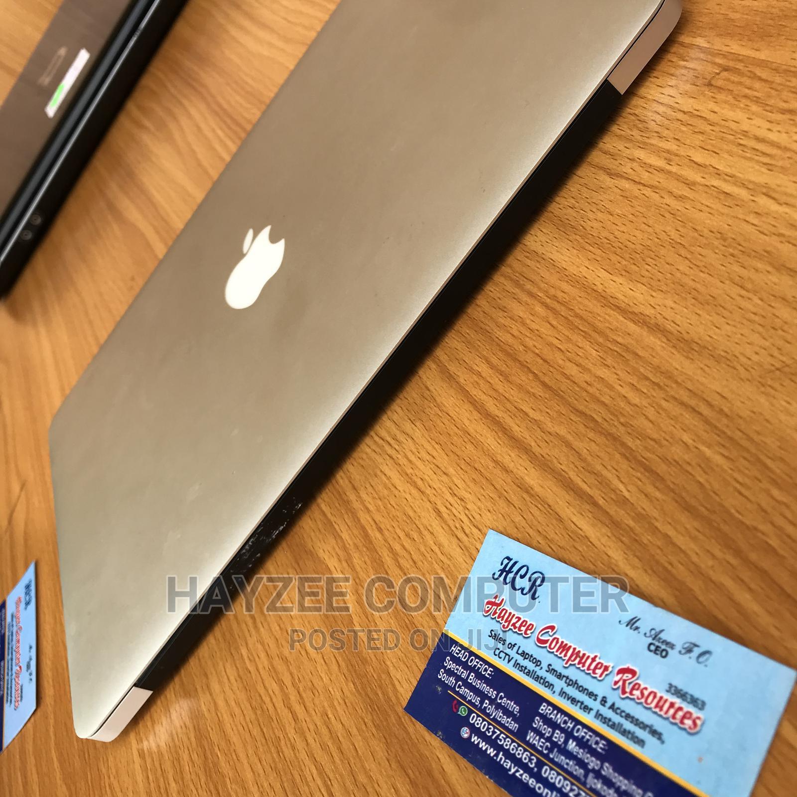 Laptop Apple MacBook Air 2012 4GB Intel Core I5 SSD 128GB | Laptops & Computers for sale in Ibadan, Oyo State, Nigeria