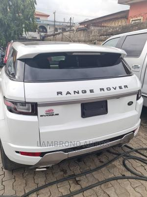 Land Rover Range Rover Evoque 2012 White | Cars for sale in Lagos State, Ogba