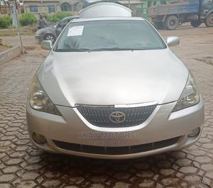 Toyota Solara 2008 2.4 Coupe Silver | Cars for sale in Oyo State, Ibadan