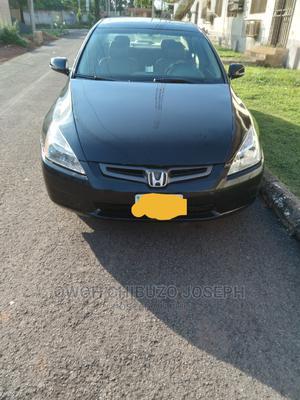 Honda Accord 2007 Black | Cars for sale in Enugu State, Enugu