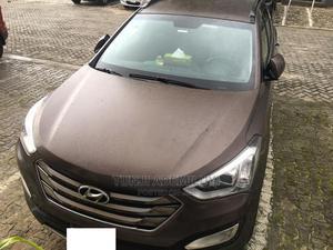 Hyundai Santa Fe 2015 Brown   Cars for sale in Lagos State, Lekki