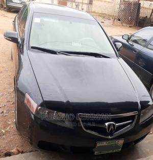 Acura TSX 2006 Base Black | Cars for sale in Kwara State, Ilorin West
