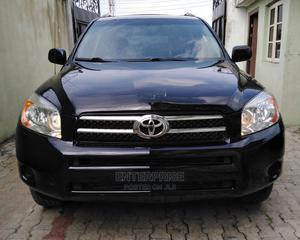 Toyota RAV4 2008 Limited V6 4x4 Black | Cars for sale in Lagos State, Lekki