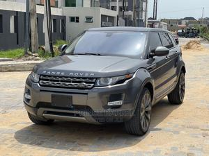 Land Rover Range Rover Evoque 2015 Gray | Cars for sale in Lagos State, Lekki