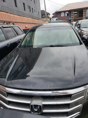 Honda Accord Crosstour 2010 EX Black | Cars for sale in Lagos State, Amuwo-Odofin