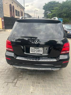 Mercedes-Benz GLK-Class 2014 350 4MATIC Black | Cars for sale in Lagos State, Surulere