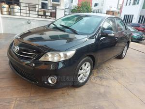 Toyota Corolla 2013 Black | Cars for sale in Lagos State, Ojodu
