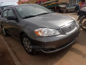 Toyota Corolla 2006 1.4 VVT-i Gray   Cars for sale in Lagos State, Alimosho
