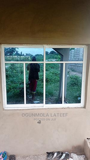 Aluminum Window Sliding and Net | Windows for sale in Oyo State, Ibadan