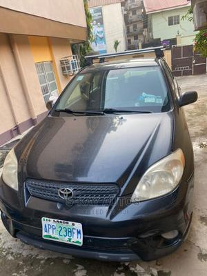 Toyota Matrix 2008 Gray | Cars for sale in Lagos State, Surulere