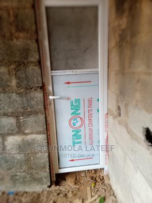 Swing Door Aluminum   Doors for sale in Oyo State, Ibadan