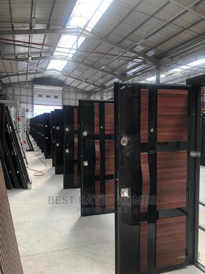 4ft/3ft Security Entrance Doors (Payment on Delivery)   Doors for sale in Lagos State, Orile