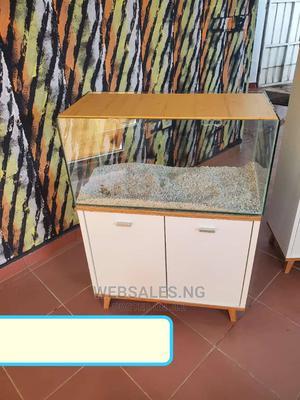 Aquarium With Quality Design | Fish for sale in Lagos State, Surulere