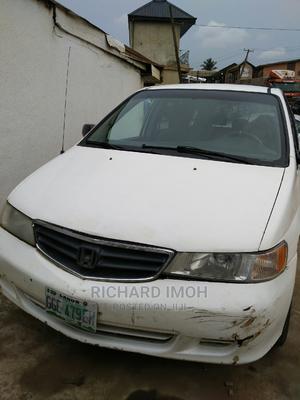 Honda Odyssey 2003 EX White | Cars for sale in Lagos State, Ojodu