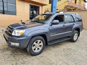 Toyota 4-Runner 2004 Sport Edition 4x4 Gray | Cars for sale in Lagos State, Ikeja